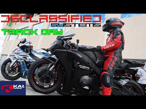 Declassified  Systems Track Day In Clark International Speedway