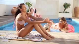 Fox Swim SS17 - Pool Party - Bikini Lookbook