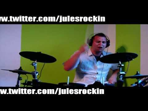 Jules Rockin - Sido feat. Adel Tawil - Der Himmel soll warten drum cover