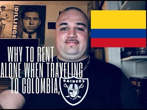 WHY TO RENT ALONE WHEN TRAVELING TO COLOMBIA OR ANOTHER COUNTRY???