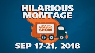 Kinda Funny Morning Show Hilarious Montage - Sep 17-21