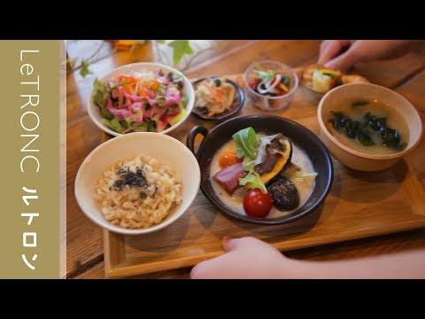 自然派カフェ大阪実身美の食材にこだわりぬいた健康ごはん