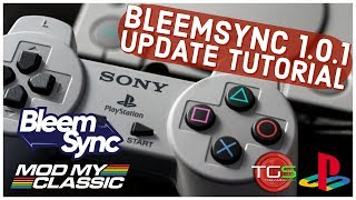 Bleemsync 1.0.1 - Update from 1.0 | PS Classic Tutorial | How to