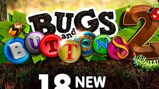 Bugs and Buttons 2 Part 1 - best iPad/iPhone apps for kids