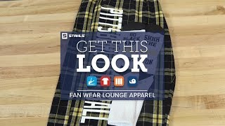 How to Get This Look: Fan Wear Lounge Apparel