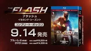 THE FLASH/フラッシュ シーズン2 第15話