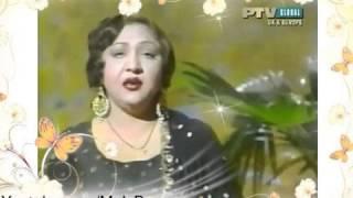 MALA BEGUM & AHMED RUSHDI - Chale Thandi Hawa - [Urdu Film Hits]