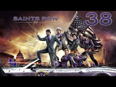 Co-op Let's Play - Saints Row IV - Episode 38 - Benjamin King!