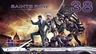 Co-op Let's Play - Saints Row IV - Episode 38 - Benjamin King!