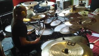 Riverside - Discard Your Fear Drum Cover