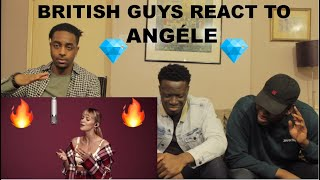British Guys React To Angèle - Perdus | A COLORS SHOW (Reaction)