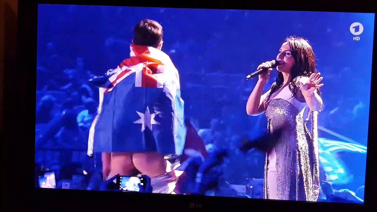 Eurovision final scandal 8
