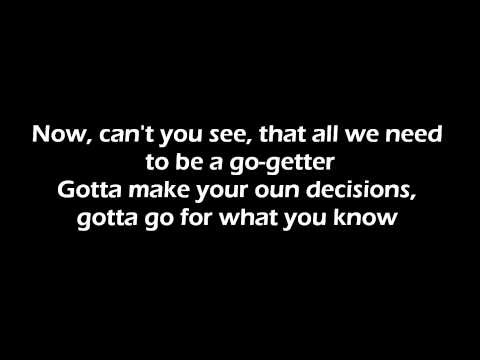 Bobby Brown-On Our Own Lyrics