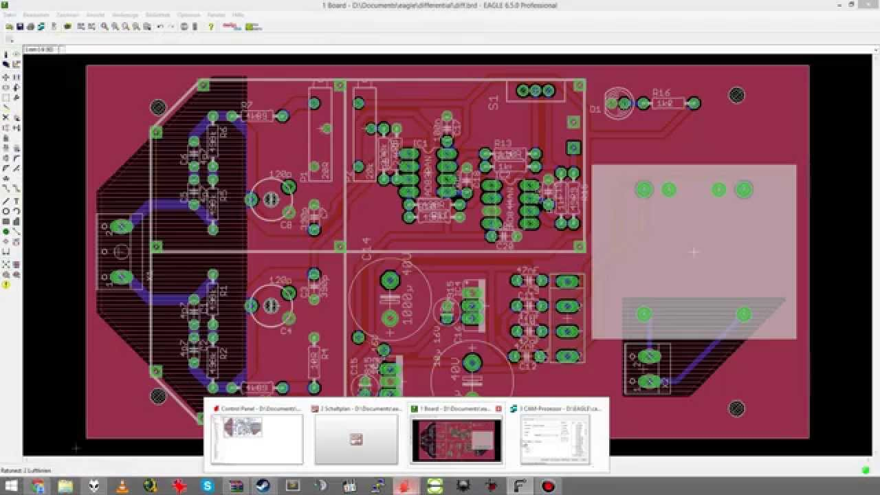 FlatCam! Fantastic new PCB CNC Milling CAM Software - YouTube