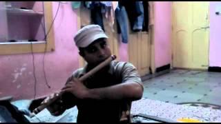 Vande matram ... Flute version