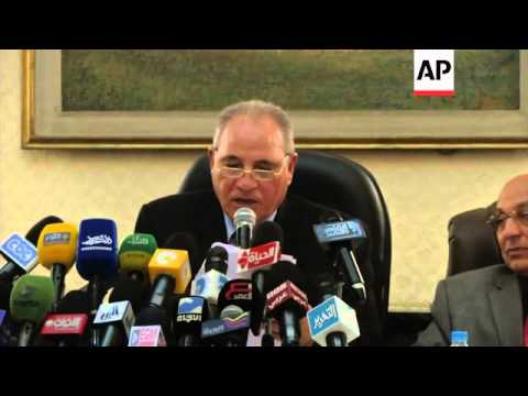 Egyptian judges to boycott supervision of constitution referendum