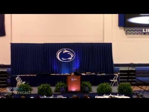 2017-18 Penn State Altoona Intercollegiate Athletics Honors Banquet, 4-29-18