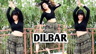 DILBAR Dance Choreography by Pooja Chaudhary