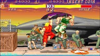 Street Fighter 2: Champion Edition - Ken (Arcade) Hardest