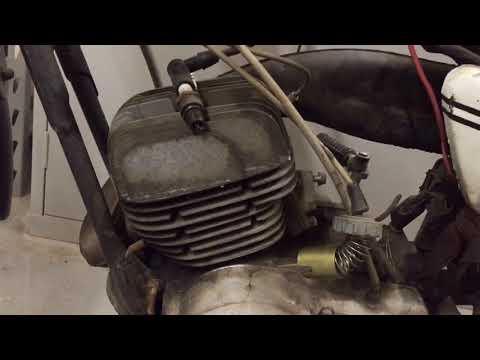 1969 Yamaha AT-1 125 enduro #1