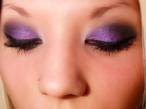 Maybelline Color Tattoo Eye Shadow Makeup Tutorial.