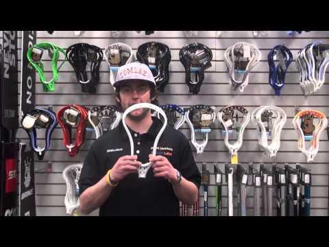 Brine Cyber Lacrosse Head