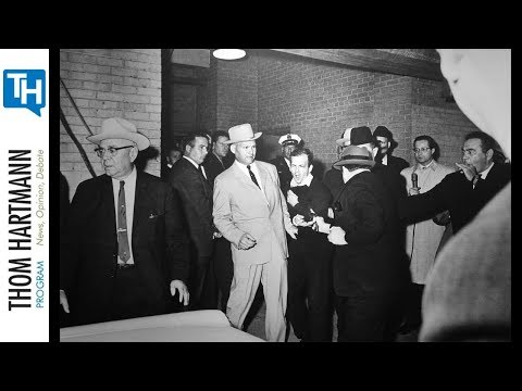 The Real Story Behind JFK's Assassination on his 100th Birthday (w/Guest Lamar Waldron)