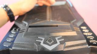 thermaltake Chaser MK-I Gaming Case Unboxing and overview - Part 1