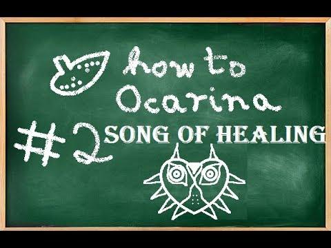 Zelda Month Tutorial #2 - Song of Healing