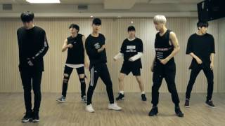 VIXX 'Fantasy' mirrored Dance Practice