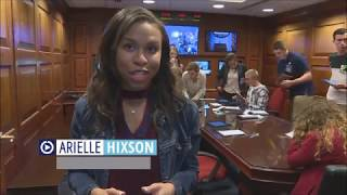 Channel One Situation Room Experience Feature