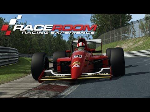 Testing 90s Formula 1 on Nordschleife | New RaceRoom Update