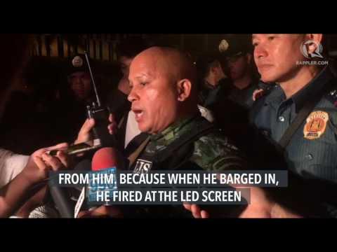 PNP says robbery behind Resorts World Manila shooting