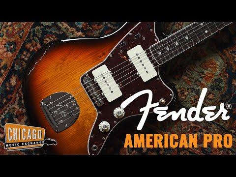 Fender American Pro Series Jaguar and Jazzmaster | CME Guitar Demo