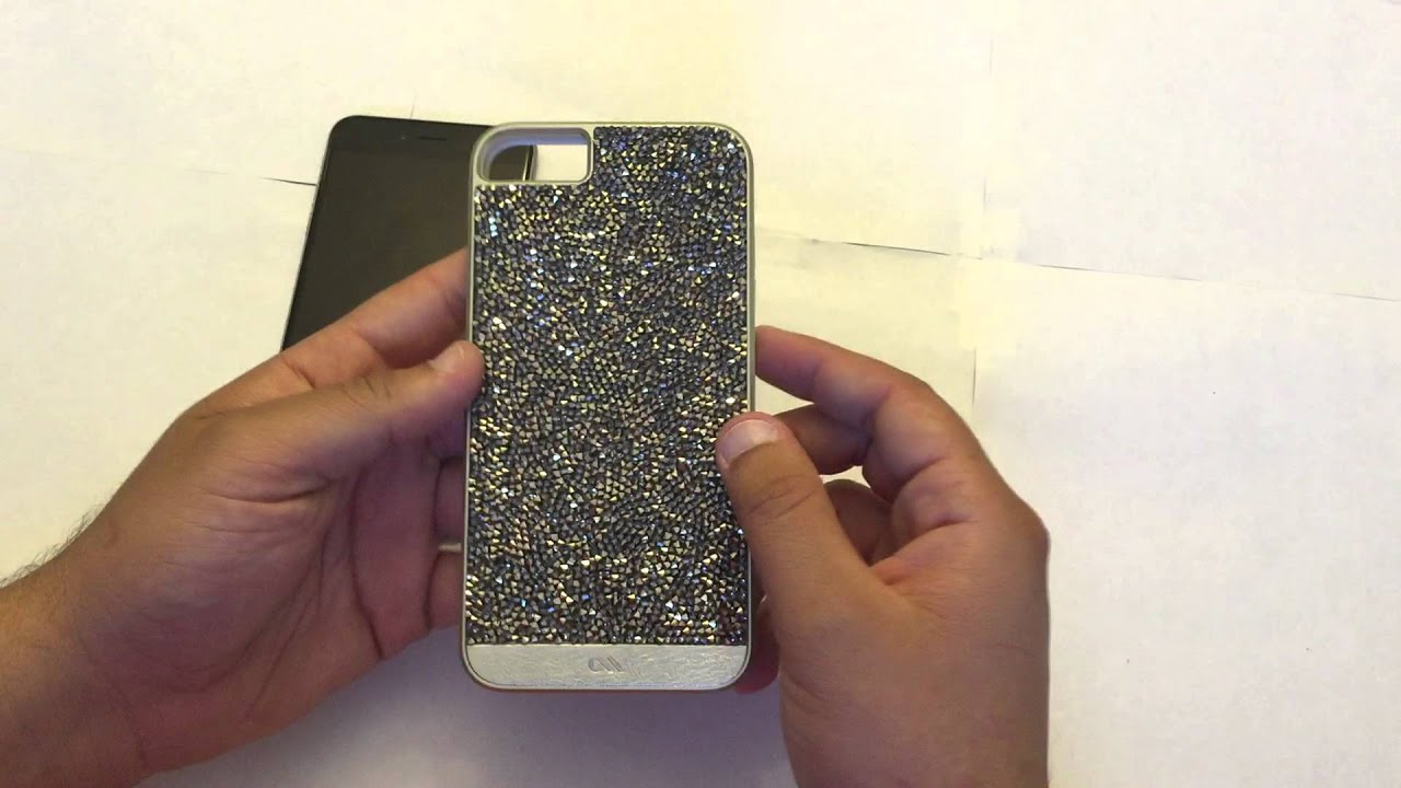 iPhone kate spade iphone 5s case : Case Mate Brilliance iPhone 6 Plus Review - YouTube