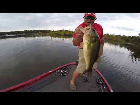 Fall Bass Fishing on Lake Fork