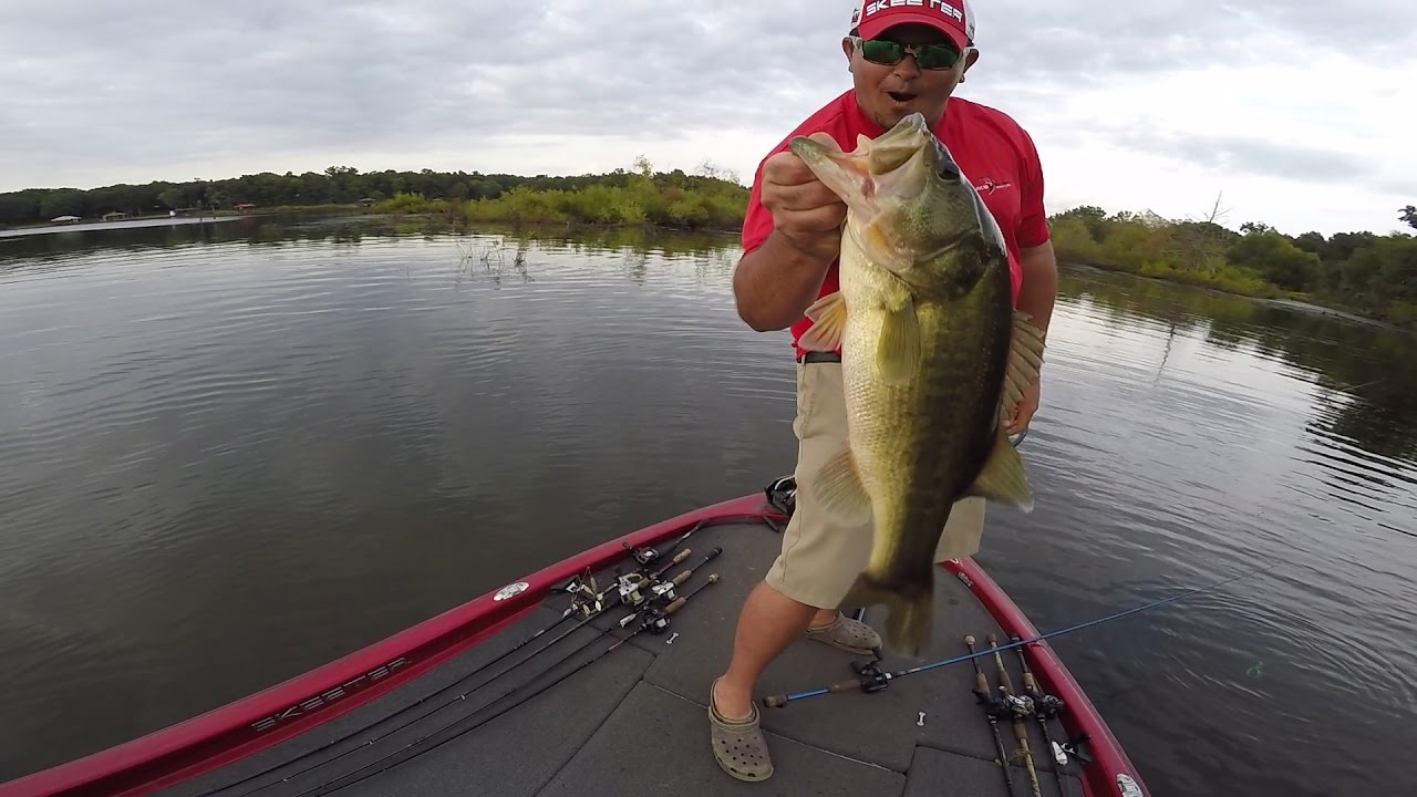 Fall bass fishing on lake fork youtube for Youtube bass fishing