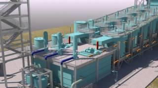 Hanlon Carbon in Leach Circuit