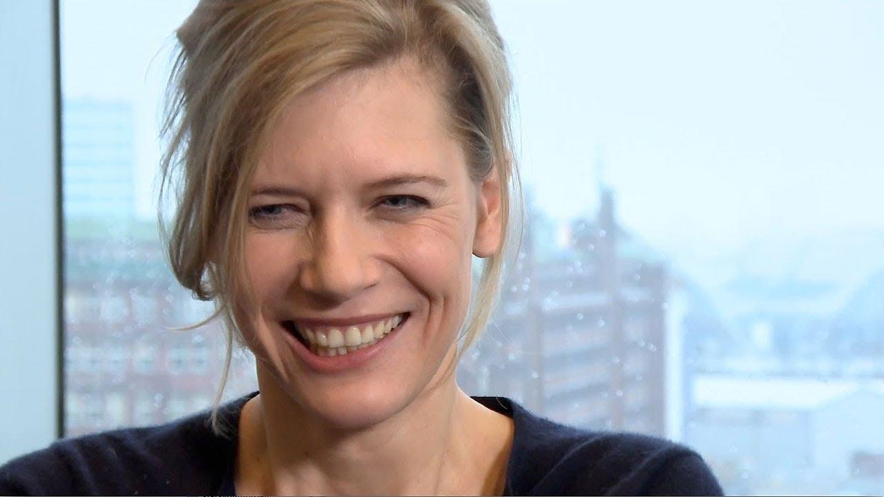 Ina Weisse: Mein Spitzname ist richtig schlimm - YouTube