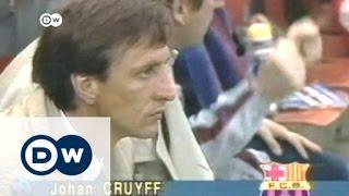 وفاة أسطورة كرة القدم الهولندي يوهان كرويف | الأخبار