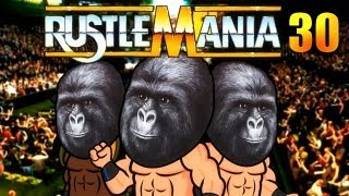 WWE Crush Hour - Rustlemania 30