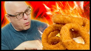 ONION RINGS FROM HELL!