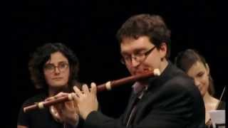 LECLAIR - Flute concerto (1) in C major by Alexis Kossenko & Les Ambassadeurs