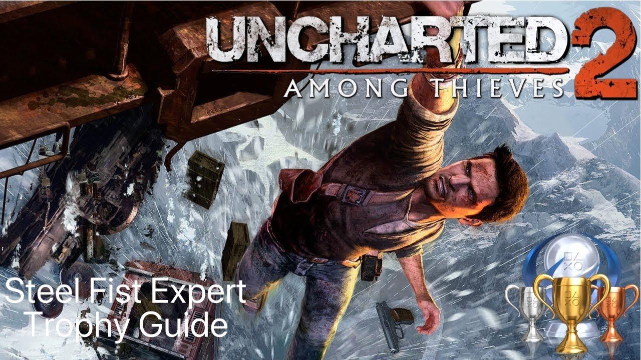 Uncharted steel fist expert