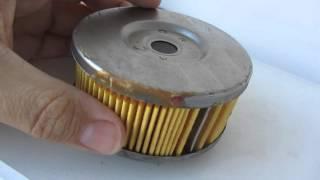 Масляный фильтр Fram PH5822 Made in Egypt