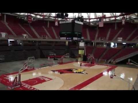 Illinois State Basketball Arena