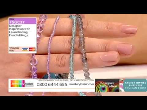 Learn How to Make Wirework Rings [Tutorial]: Jewellery Maker DI 19/10/14