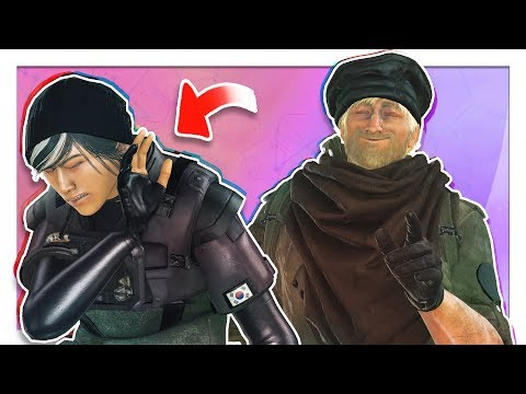 Things that should NEVER happen in Rainbow Six: Siege