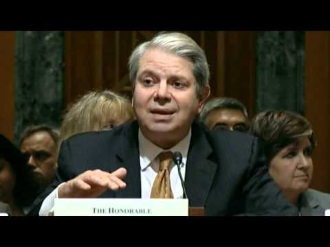 GAO: Comptroller General Testifies to U.S. Senate on Improper Payments and the Tax Gap