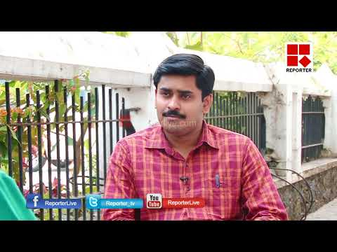 CLOSE ENCOUNTER WITH Muralee Thummarukudy_Reporter Live